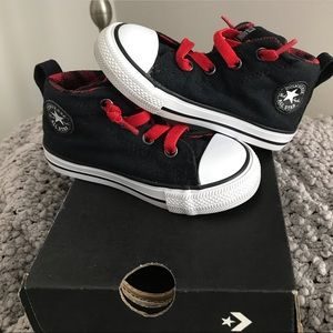 CONVERSE All Star Street Mid Sneaker